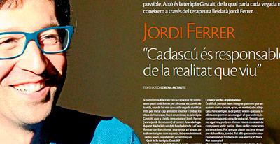 Entrevista Terapia Gestalt Lleida. Mindfulnes